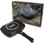 NGT-Toster-grill-patelnia-Double-Grill-Pan-Model-NGT-Outdoor-Double-Grill-Pan